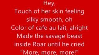 Christina Aguilera, Lil Kim, Mya, Missy Elliot, Pink - Lady Marmalade - Moulin Rouge - With Lyrics
