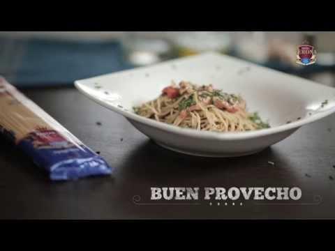 Video - Receta de espagueti con salmón