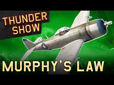 Thunder Show: Murphy's Law