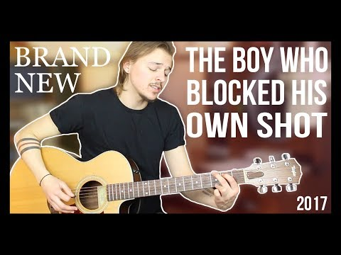 | Brand New - The Boy Who Blocked His Own Shot | (Jeff Miller cover) | 2017