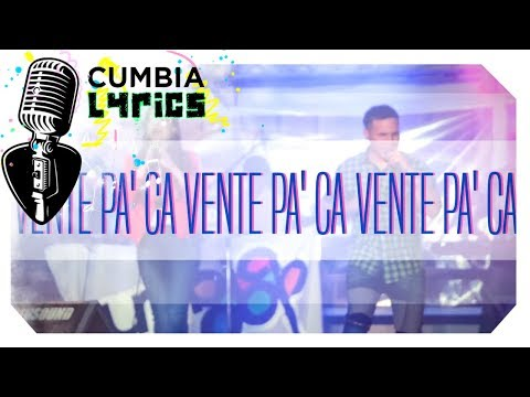 Ricky Martin - Vente pa ca (Cover Cumbia Pop) [ VIDEO LYRIC ]
