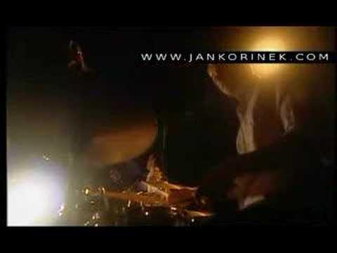 Jan Korinek and Groove promo video Hammond B3