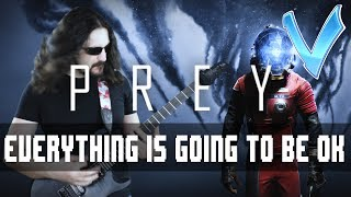 Prey is an awesome game! Highly recommend it if you're into games like System Shock! Here's my Epic Rock Cover of the Theme music from the Helicopter intro!👇Download the song here👇iTunes: http://apple.co/2rBgplcSpotify: http://bit.ly/2tcjPIbGoogle Play: http://bit.ly/2sAf39uAmazon: Coming SoonPatreon: http://www.patreon.com/littlevmillsTwitter: https://twitter.com/LittleVMillsBandcamp: http://littlev.bandcamp.comTwitch: http://www.twitch.tv/littlevmillsLittle V proudly endorses Jericho Guitars, and Timber Tones Guitar Picks:http://www.jerichoguitars.com/http://www.timber-tones.com/