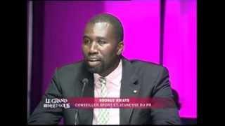 NDONGO NDIAYE CONSEILLER DU PRÉSIDENT DE LA RÉPUBLIQUE AU GRAND RENDEZ-VOUS