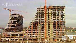 BW Residences construction site time lapse covering the period from May 2016 until May 2017. Facebook page: https://www.facebook.com/Belgradewaterfront/ Inst...