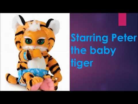 Wishbone & The animal babies gang intro