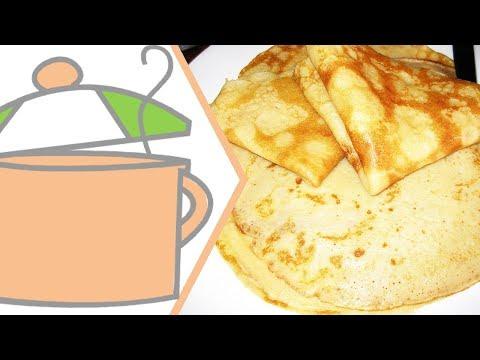 How To make Nigerian Pancake - Saturday Diet