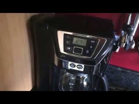 Russell Hobbs coffee machine review