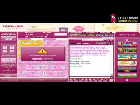 888 Ladies Bingo  Video Review