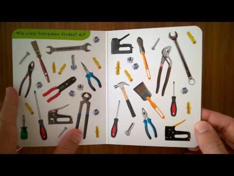 Werkzeuge kennenlernen für Kinder