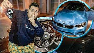 ROUBEI A BMW M4 DO MEU AMIGO! ‹ Rabicó ›