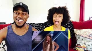 Video America's Got Talent- Courtney Hadwin Buzzer Winning Audition!! (Th&Ce' Reaction) MP3, 3GP, MP4, WEBM, AVI, FLV Juli 2018