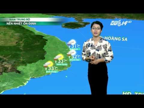 (VTC14)_Thời tiết 6h ngày 20.04.2017