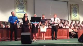 Slavic trinity church nice song.