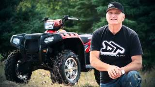 11. 2011 Polaris  Sportsman 550 XP EPS Test Ride