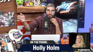 Holly Holm Has Message for Critics, Plans to Return This Year by MMA Fighting