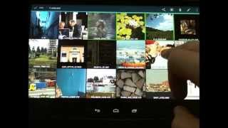 RawDroid Demo YouTube video