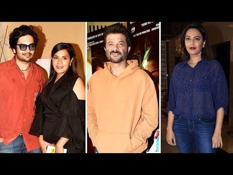 Love Sonia Star Studded Screening | Anil Kapoor, F