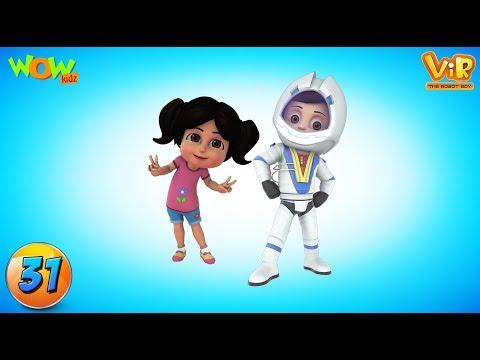 Vir: The Robot Boy - Compilation #31 - As seen on Hungama TV
