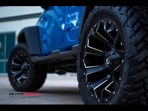Jeep Wrangler Feature - Fuel Assault Wheels  | AutoCraze
