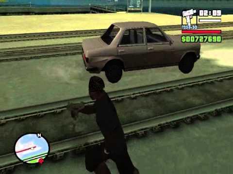 GTA San Andreas - Wang Cars - Tablero Exportacion/Importacion - Lista #1