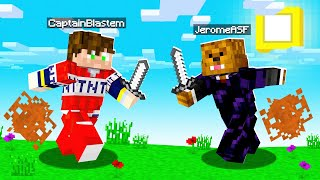 CRAFTING Armor With ANY Block In Minecraft Tumbleweeds | JeromeASF