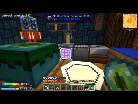 Minecraft – Crash Landing #30: Secret Weapon