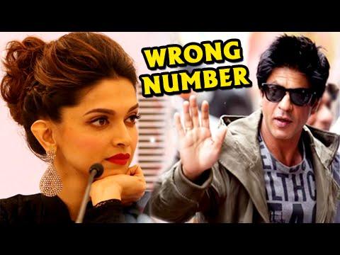 Deepika Padukone Makes A Call To SRK | Bajirao Mas