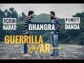Bhangra on Guerrilla war || Amrit Maan || Puneet Danda || Robin Narad