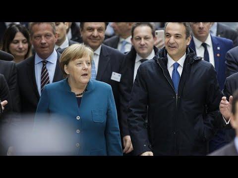 Μητσοτάκης από Βερολίνο: Η Ελλάδα και η Ευρώπη δεν εκβιάζονται…