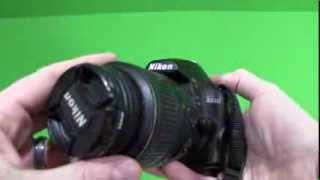Nikon D3000 Review