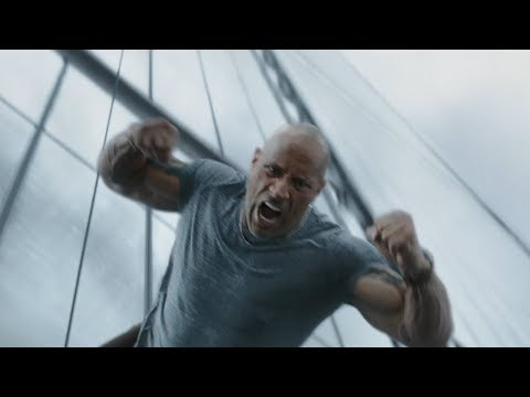 Fast and Furious: Hobbs and Shaw / Falling From Building Scene (Now or Never)