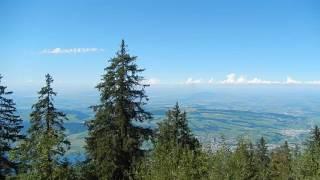 スイス発  絶景!リギ鉄道からの風景【スイス情報.com】