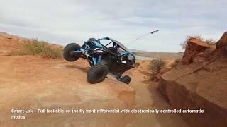 7. Can-Am Maverick X3 X RC Turbo R Rock Crawling Review