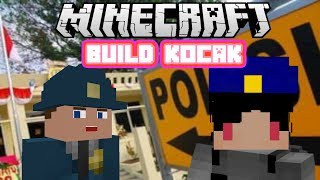 Video Minecraft Indonesia - Build Kocak (40) - Kantor Polisi! MP3, 3GP, MP4, WEBM, AVI, FLV Februari 2018