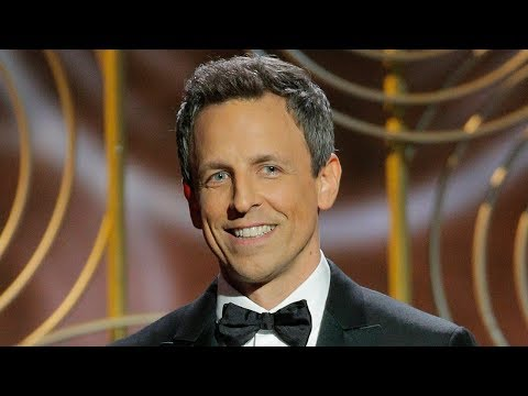 Seth Meyers' BEST Jokes From 2018 Golden Globes Opening Monologue