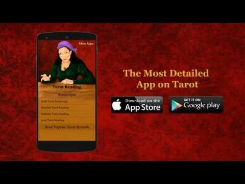 Video of Tarot Card Reading