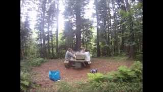 Hinetooga Picnic Time Lapse - July 5th 2014