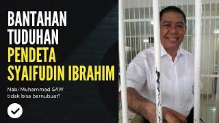 Video Bantahan Tuduhan Pendeta Saifudin Ibrahim 💥 Nabi Muhammad SAW Tidak Bisa Bernubuat? MP3, 3GP, MP4, WEBM, AVI, FLV November 2018
