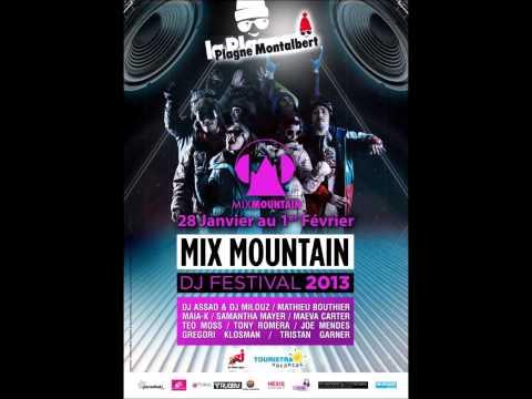 Teo Moss Feat. Maia K - Mix Mountain (Original Mix)
