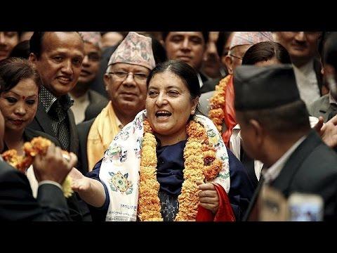 Νεπάλ: Για πρώτη φορά εξελέγη πρώτη φορά Πρόεδρος της χώρας
