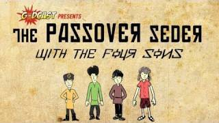 A Passover Seder…with the Four Sons