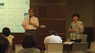 「一家に一枚周期表~元素と日本の科学」サイエンスカフェ開催(後編)