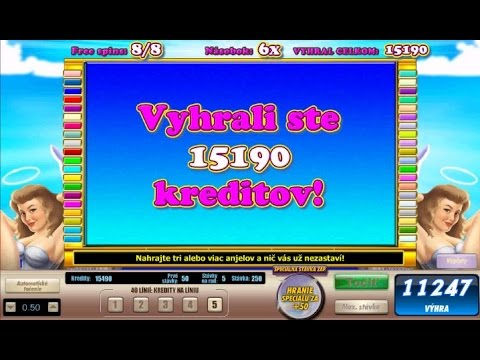 ANGEL'S TOUCH - Hracie Automaty Online - €€€ MEGA WIN €€€