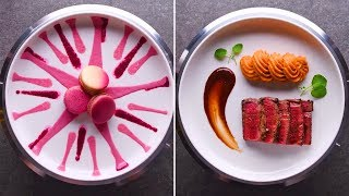 Video Plate like a pro with these quick and easy dinner party plating tricks | Food Hacks by So Yummy MP3, 3GP, MP4, WEBM, AVI, FLV Juli 2018