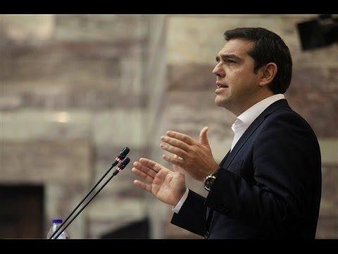 Ομιλία Πρωθυπουργού Αλέξη Τσίπρα στην ΚΟ του ΣΥΡΙΖΑ