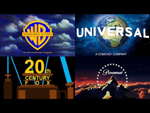 WB/Universal/20th Century Fox/Paramount (with Fanfare)