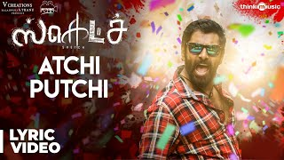 Video Sketch | Atchi Putchi Song with Lyrics | Chiyaan Vikram | Vijay Chandar | Thaman S MP3, 3GP, MP4, WEBM, AVI, FLV Januari 2018