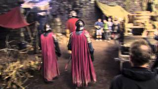 Subscribe to the Game of Thrones YouTube: http://itsh.bo/10qIOan The production crew reveals how they created the ruins of a...