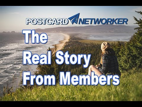 Postcard Networker Testimonials Video